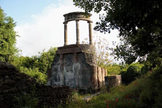 Scavi di Pompei: terme e bellezza
