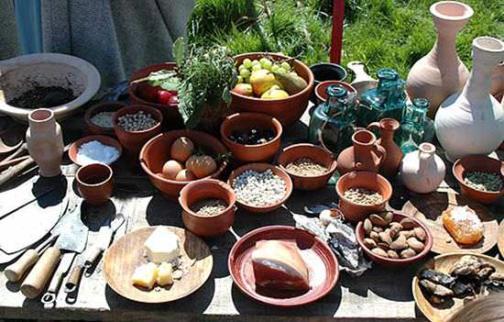 Antica storia del Formaggio dai greci all'età moderna