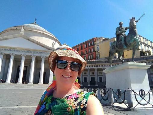 """Piazza Plebiscito, simbolo del """"Rinascimento a Napoli"""""""