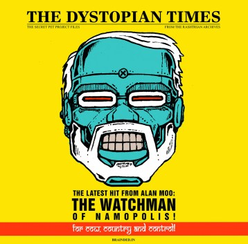 Watchman by Alan Moo