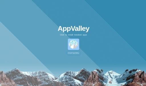 قم بتنزيل AppValley لأجهزة iPhone / iPad و Android و PC