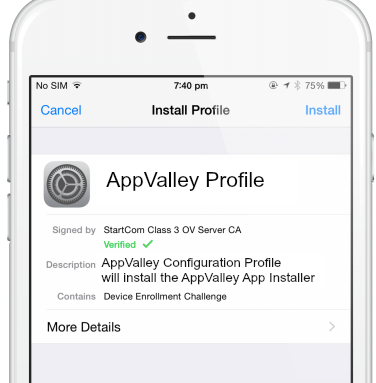 AppValley for iOS 12 | Install Latest AppValley 2 0 on iOS