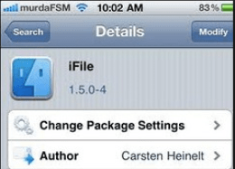 iFile File Manager Download on iPhone and iPad
