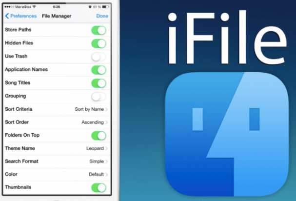 iFile for iOS: Download iFile iOS 12 1 & iOS 12+ iPhone/iPad