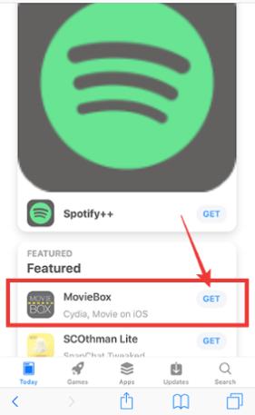 MovieBox | Download MovieBox App on iOS(iPhone/iPad) with