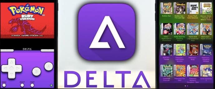 Delta Emulator for iOS - Download Delta Emulator App on
