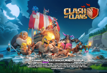 Clash of Clans Hack Game on iOS
