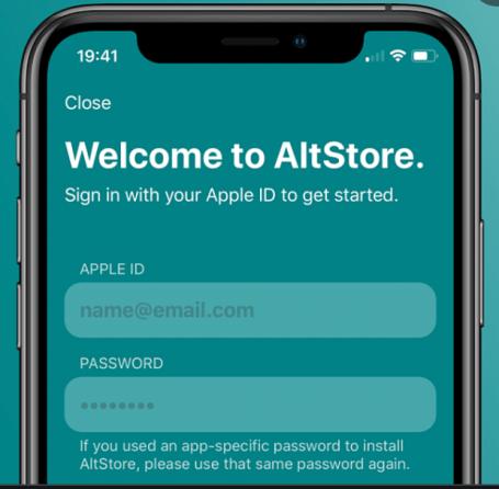 AltStore App - iSpoofer Pokemon Go Hack iOS
