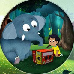 Alfie Haathi Elephant