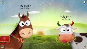 Screenshot Alfie Haathi Horse and Cow