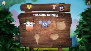 Screenshot Appy Animals Hindi Talking Heads