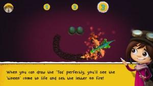 Screenshot Zees Writes Dragon