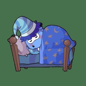 Nappy Sleeping