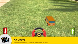 AppyKids ToyBox AR Drive iPhone 7+