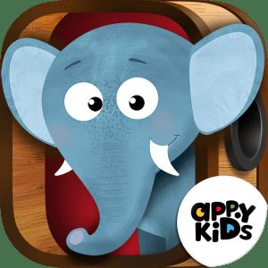 AppyKids Appy Animals App Icon