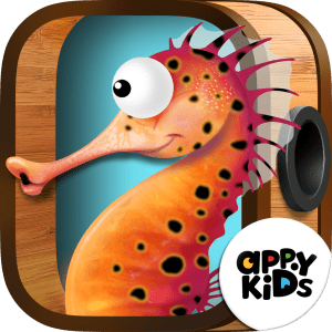 AppyKids Hindi Appy Oceans App Icon
