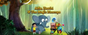 Featured Alfie Haathi and the Magic Bioscope