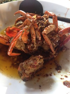 Small Crab in Chili Garlic Butter - Ministry of Crab