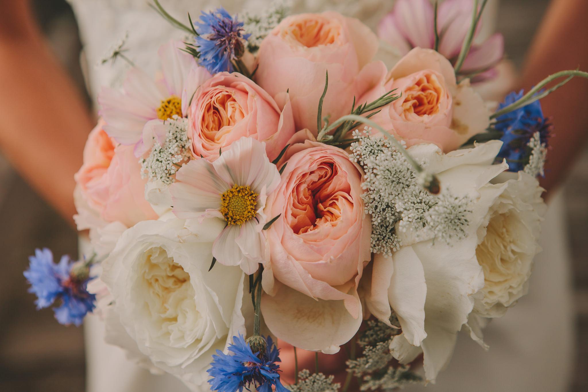 DIY Wedding Bouquet Basics, From Start To Finish