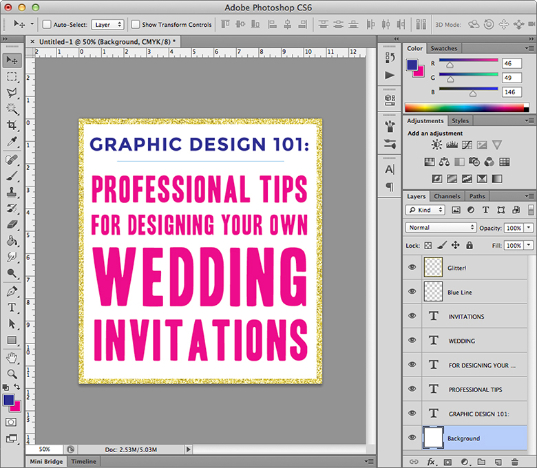 Professional Tips For Designing Your Own Wedding Invitations