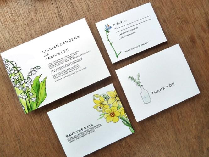 Graphic Design 101 Sourcing Your Wedding Invitation Artwork