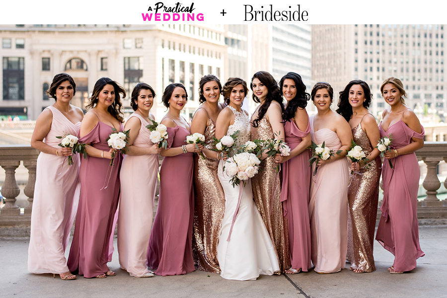 Mismatched Bridesmaid Dresses The Easy Way