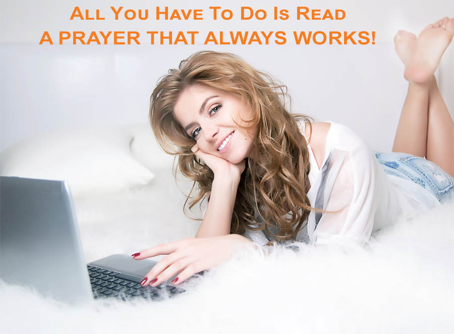 A Prayer That Always Works PDF Online