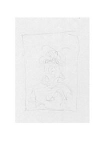 Robert Anderson sketchbook #241 framed