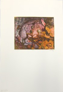 Margaret Craig; Bad Birds: Vizjun, 1996; Photo etching; Image: 198 mm x 238 mm