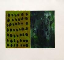 Splash, 1998; Intaglio; Object size: 15 x 19 1/2 inches