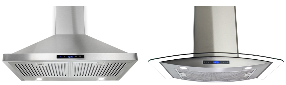 range hood for kitchen