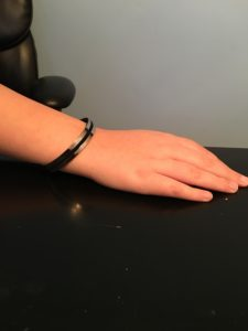 Using an Ashley Bridget Hair Bracelet | Aprel's Thoughts and Reviews