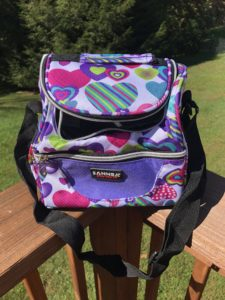 Sanne Lunch Bag | Aprel's Thoughts and Reviews