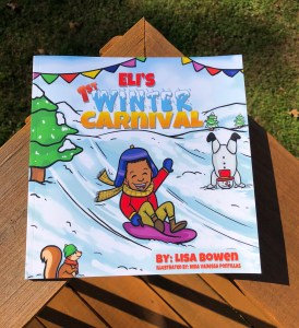 Eli's 1st Winter Carnival Book Cover | Aprel's Thoughts and Reviews