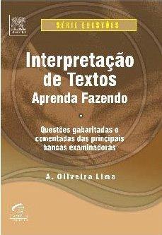 Interpretação de textos - material didático