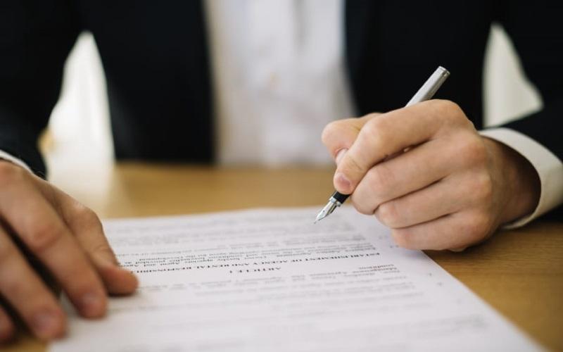 Tipos de contrato - formación programada para trabajadores