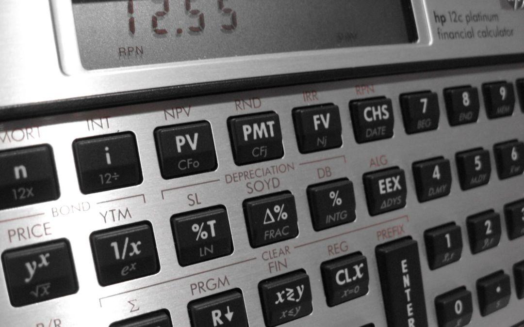Taxas equivalentes em juros compostos na HP12c