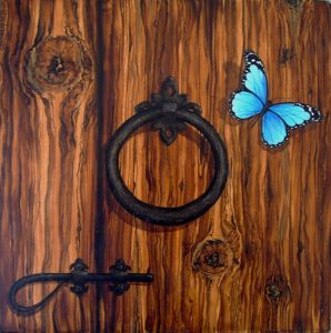 pintar una madera