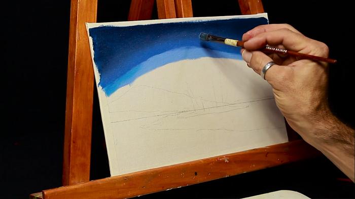 tecnicas de pintura al oleo