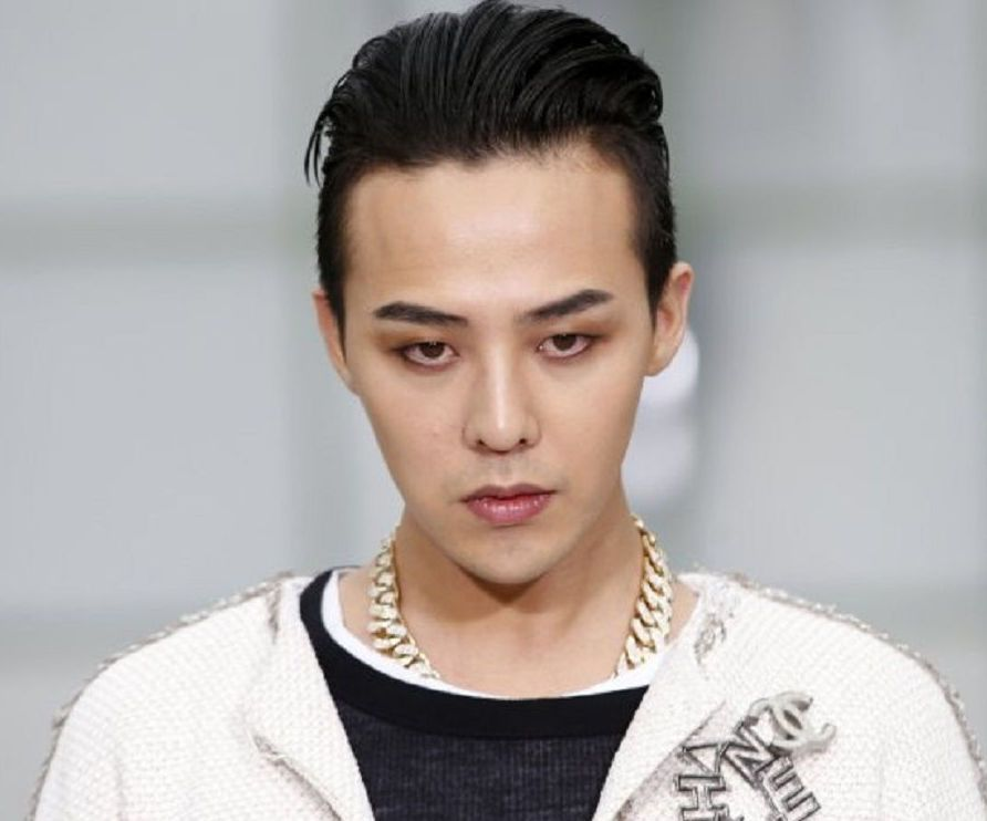 G-Dragon (Cantante, compositor)