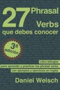 libro para aprender 27 phrasal verbs en inglés
