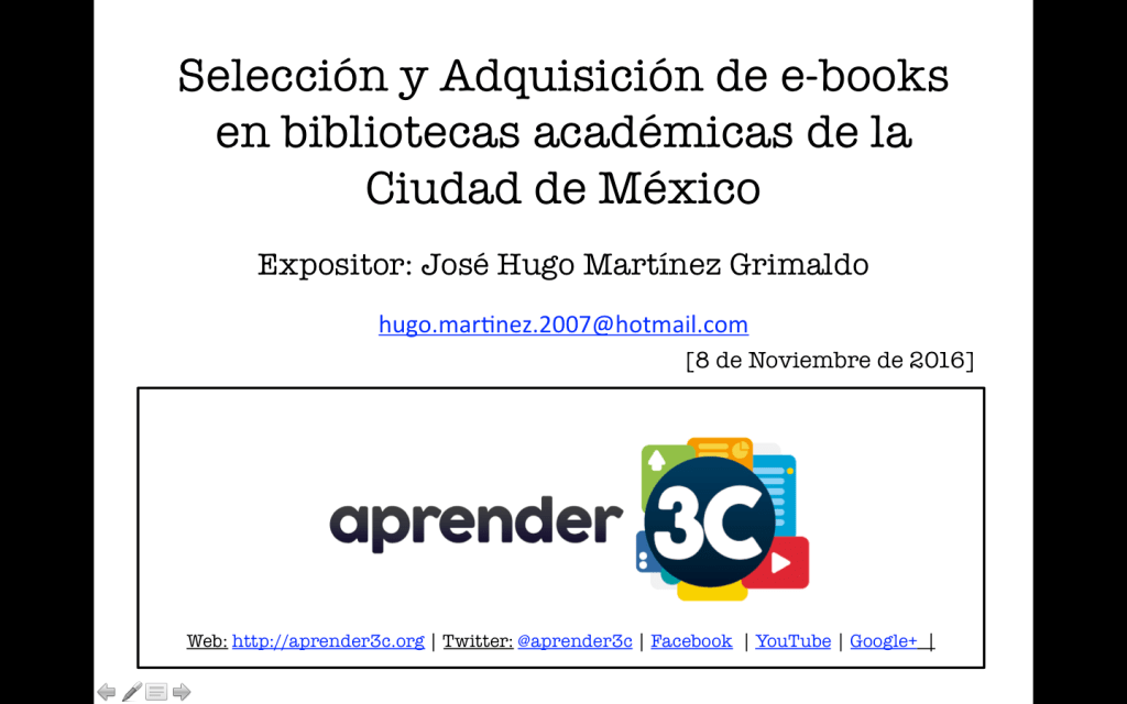 ebooks Mexico