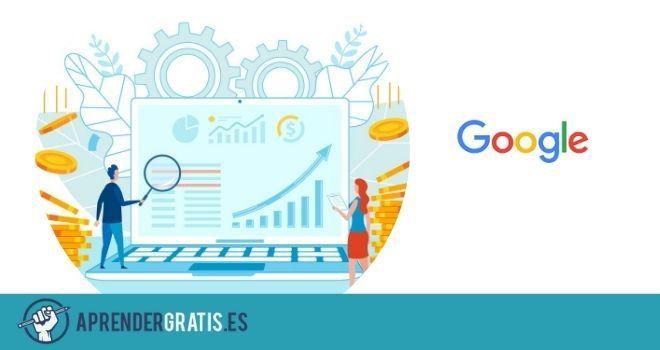 Aprender Gratis | Curso de Google sobre marketing Digital, ecommerce, Analítica de datos y Cloud computing