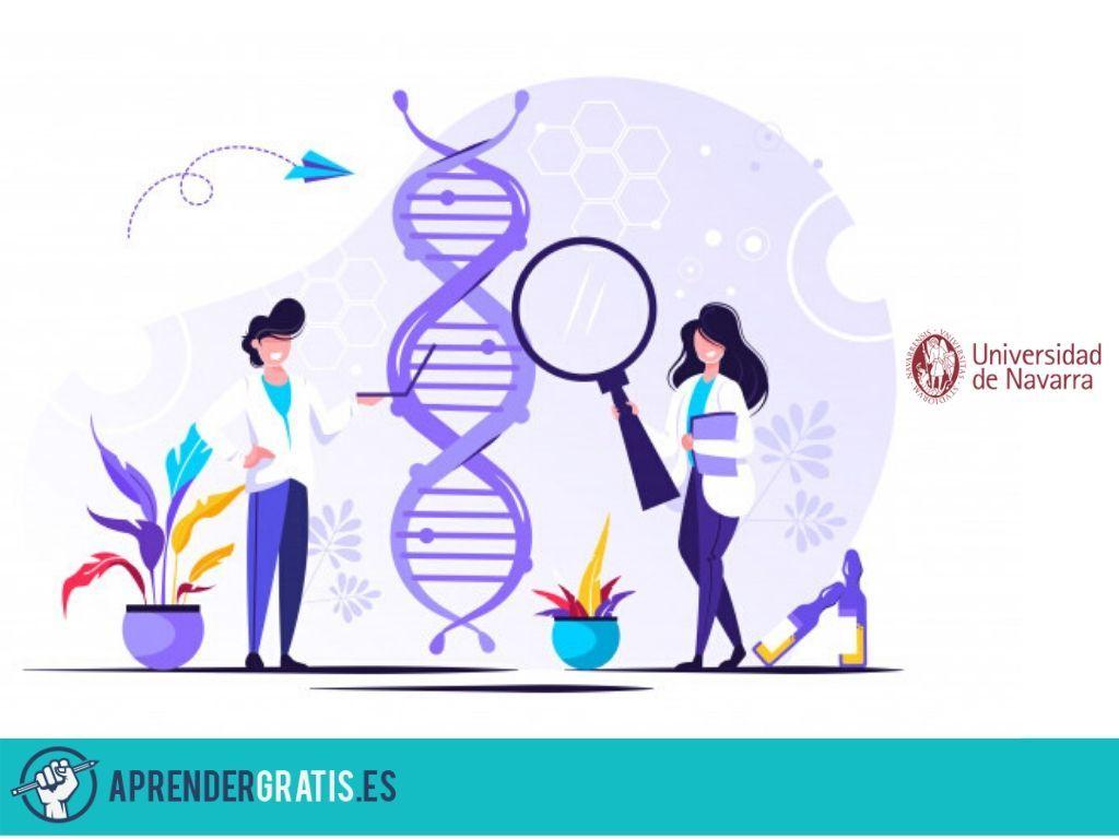 Aprender Gratis | Curso sobre genética, nutrición y salud