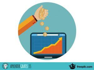 Aprender Gratis | Curso sobre cómo ganar dinero invirtiendo en bolsa