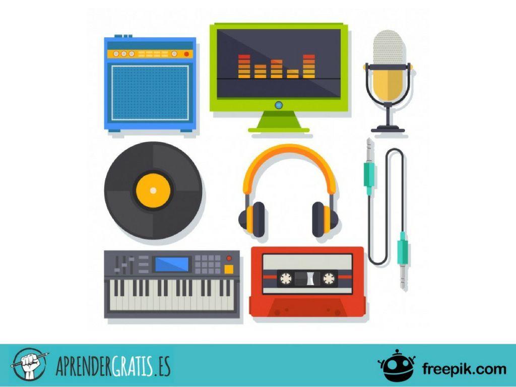 Aprender Gratis | Curso para grabar y mezclar música