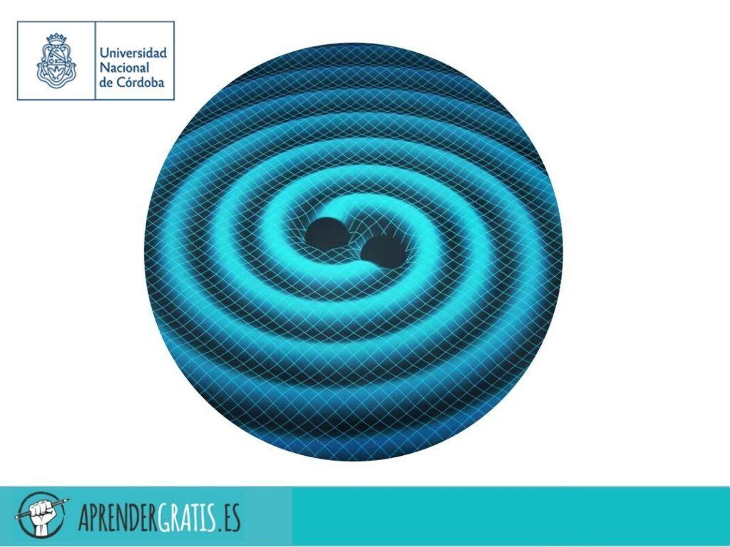Aprender Gratis | Curso sobre ondas gravitacionales