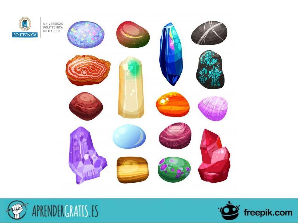 Aprender Gratis | Curso sobre reconocimiento de rocas, minerales y piedras preciosas