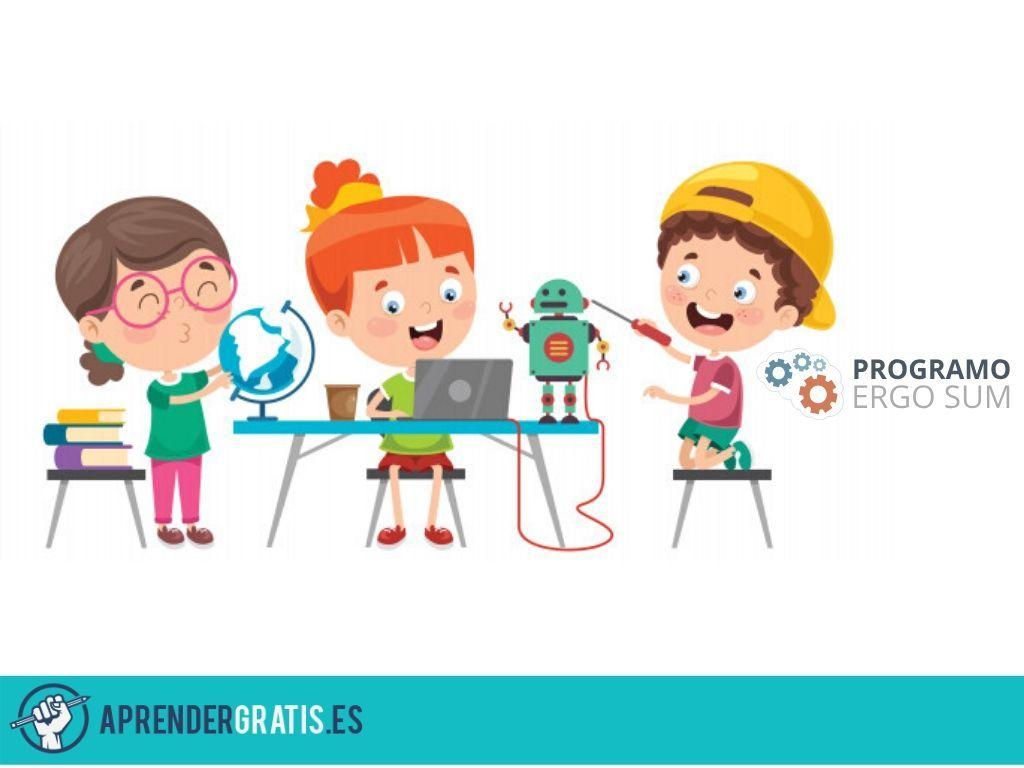 Aprender Gratis | Curso de robótica para maestros de infantil