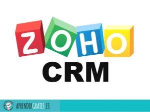 Aprender Gratis   Curso de Zoho CRM para incrementar ventas